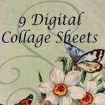 Digital Collage Sheet - Cli..